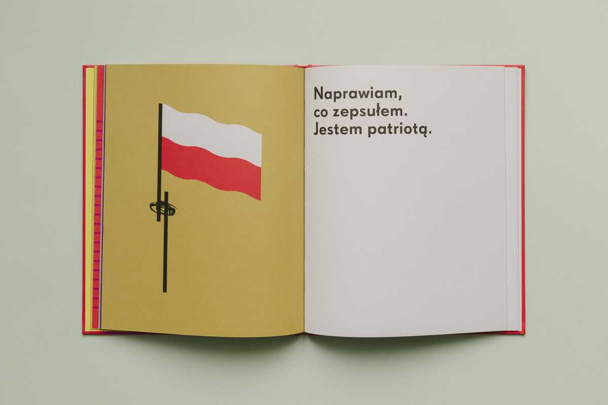 Children's book designed by Edgar Bak