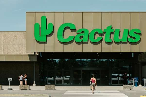 The Cactus logo is a national icon