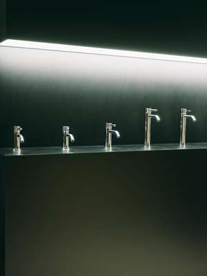 Germany's Dornbracht turned us on to its taps