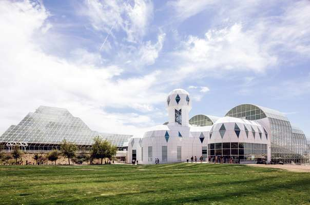 Biosphere 2 research facility