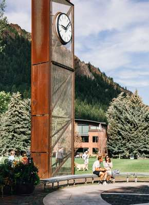 Aspen Meadows building