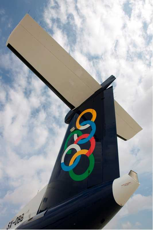 40. Olympic Air