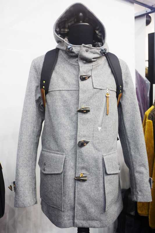 Duffle coat by Nanamica