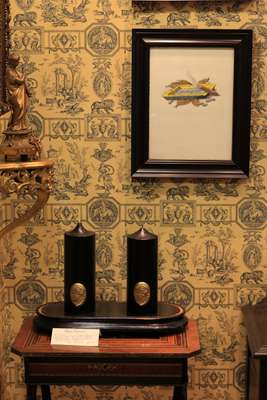 Cire Trudon's classic pillar candles