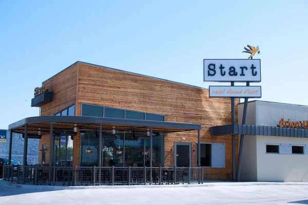 Start Restaurant and Drive-through, Dallas