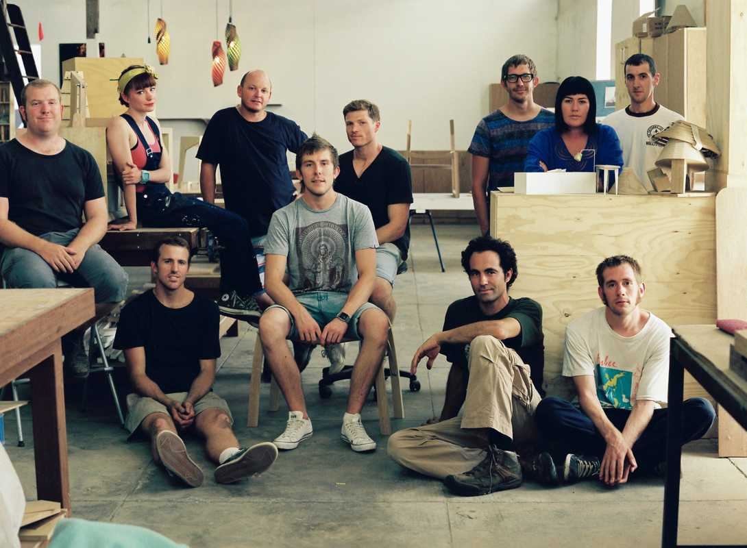 Designers at The Pattern Shop