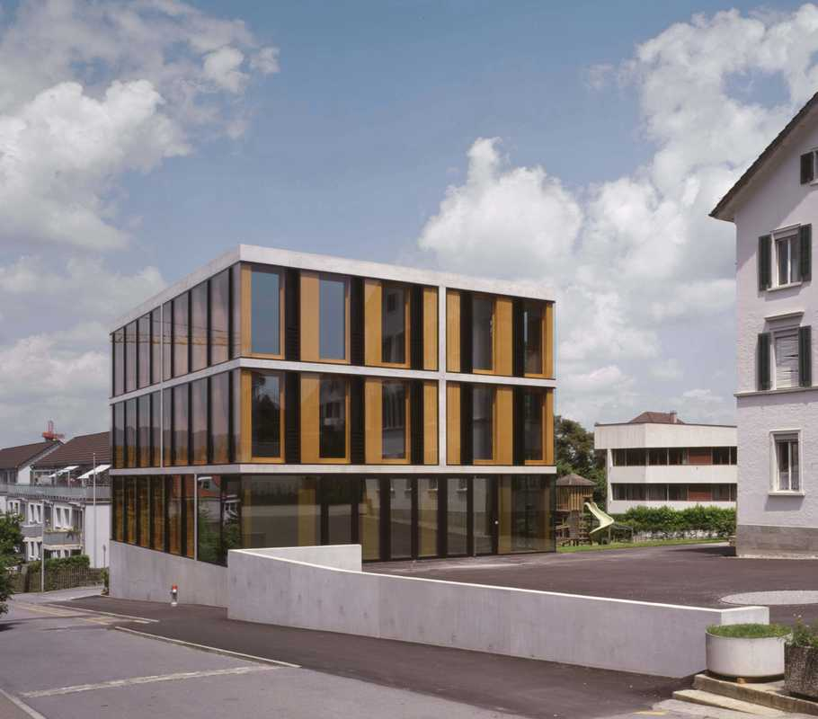 Primary school, Zurich
