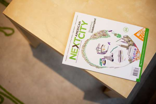 Issue 24 of 'Next American City'