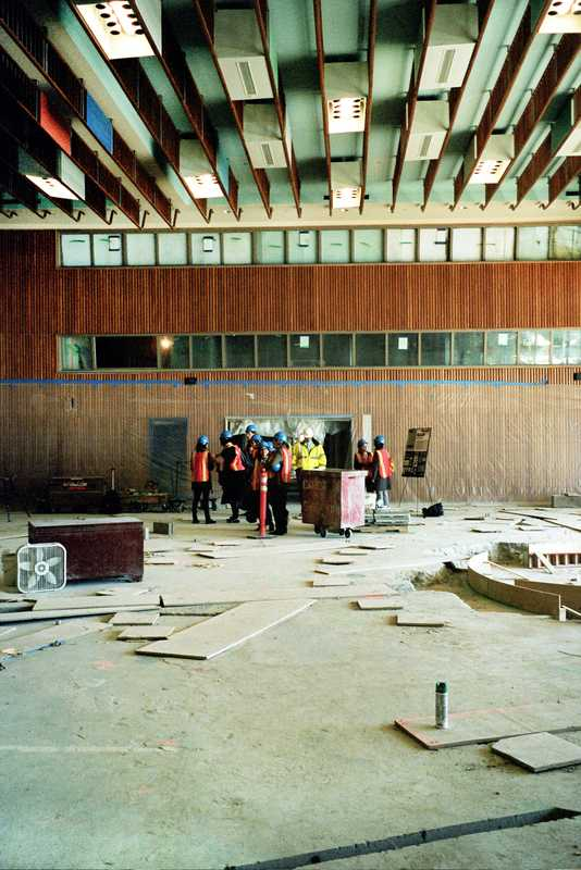 Renovation of the Trusteeship Council Chamber