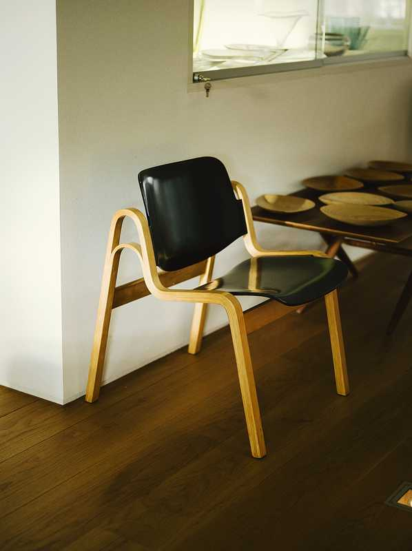 Wilhelmiina chair by Ilmari Tapiovaara for Asko (1959), now manufactured by Artek