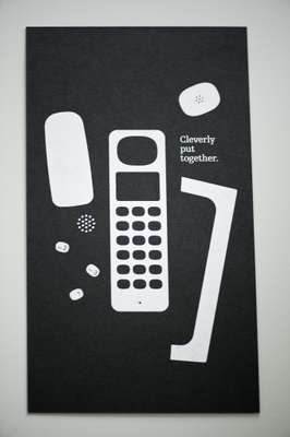 Brochure for Punkt's DP 01 phone