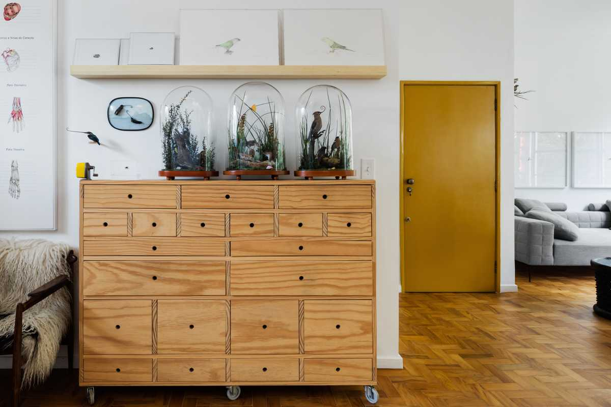 Multipurpose drawers with wheels