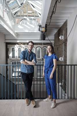 Adam Willis and Paloma Strelitz of Assemble