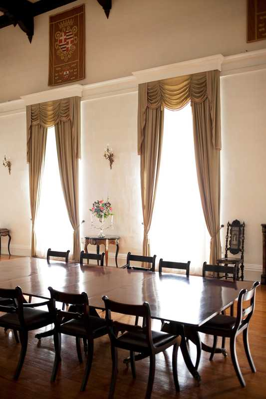 Auberge de Castille, in the city of Valletta, which houses the PM's office