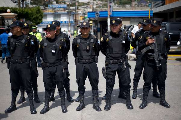 Guatemala police force