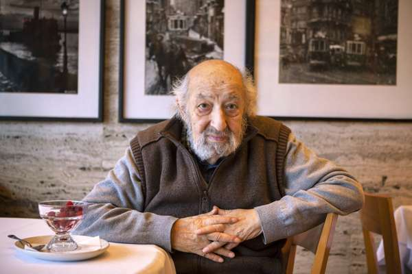Ara Güler, Turkey's most prominent photographer