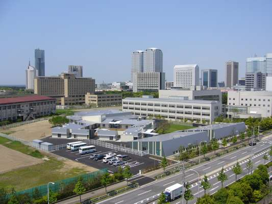 International school, Makuhari, Japan
