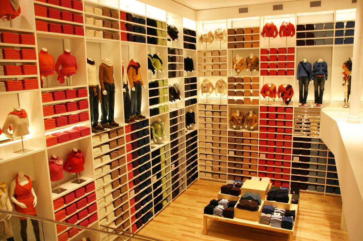 New York, SoHo: the US still has only a handful of Uniqlo's – but that could soon change