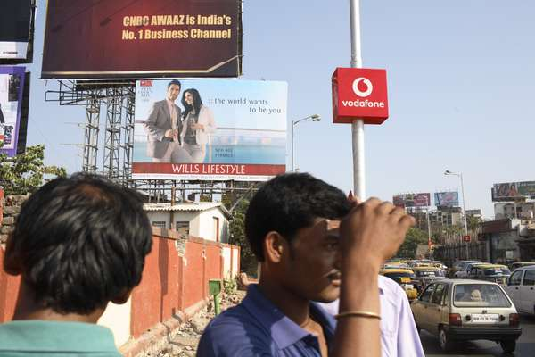 From billboards to lamp-posts, ads are omnipresent in Mumbai