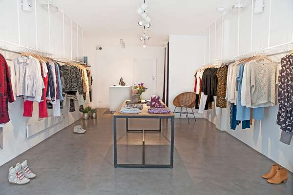 Aimé new shop on Redchurch Street