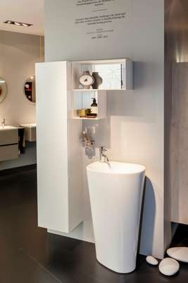 Swiss industry leader Laufen's bathroom