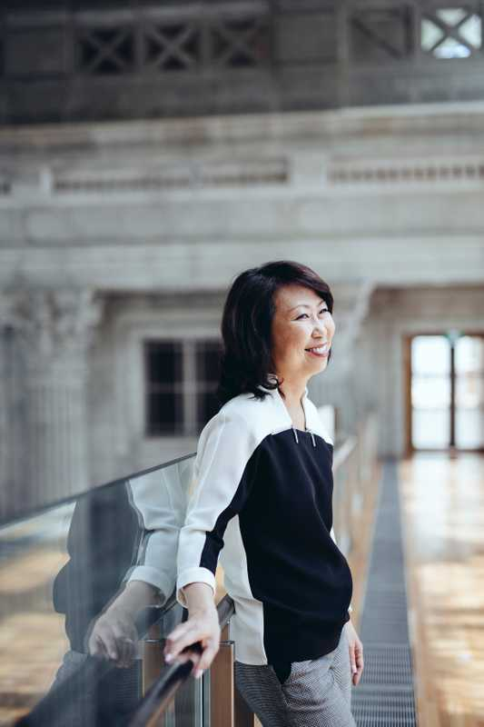 National Gallery Singapore CEO Chong Siak Ching