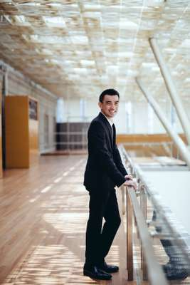 National Gallery Singapore director Eugene Tan