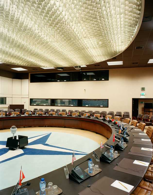 North Atlantic Council room