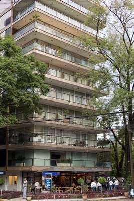 Polanco architecture