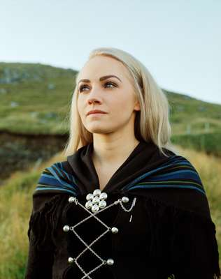 Most Faroese keep their traditional dress pressed for the Ólavsøka national day in July