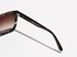 Viu x Monocle sunglasses Smoky quartz