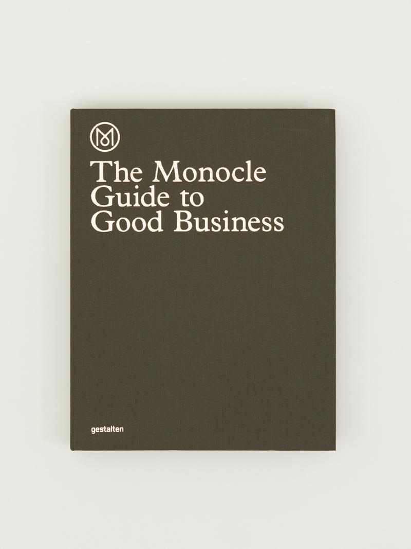 The monocle guide to good business   monocle magazine, editorial.