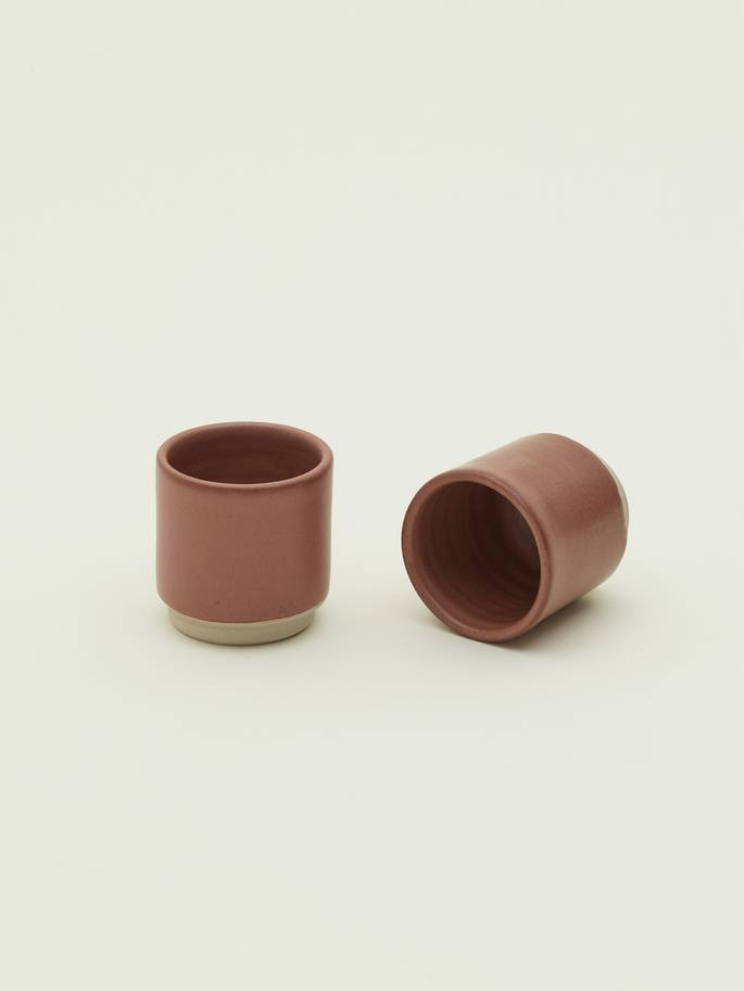 Frama Cup Set Brown