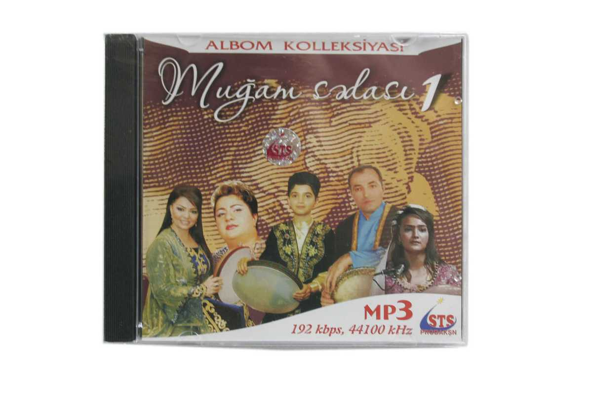 **5** CD of traditional Mugham music