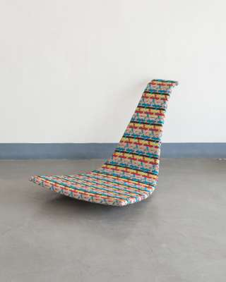 Woven seat by Dedon