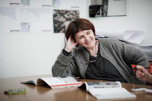 Shelley McNamara, co-founder of Grafton Architects