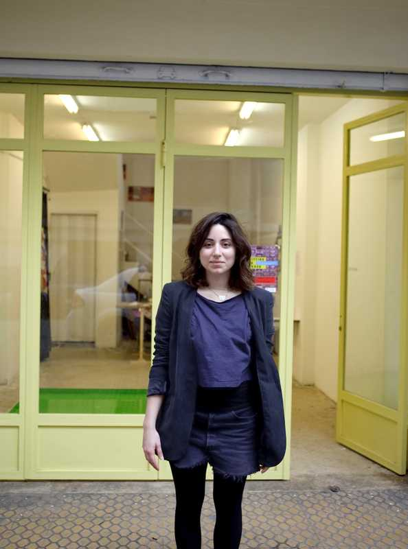 Mirène Arsanios, co-owner of 98 Weeks