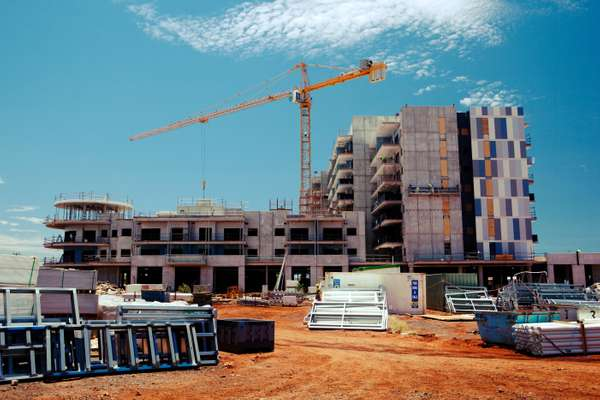 New Luxury apartments in Karratha WA