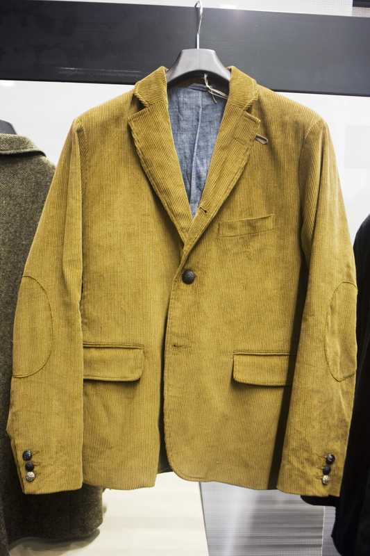 Jacket from Pitti first-timer Monitaly