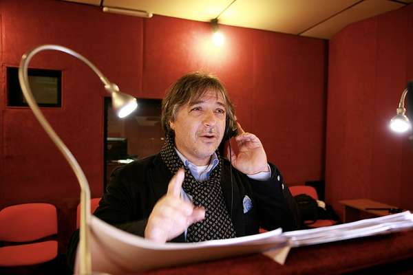 Massimo Rossi, Italy's voice of Sean Penn