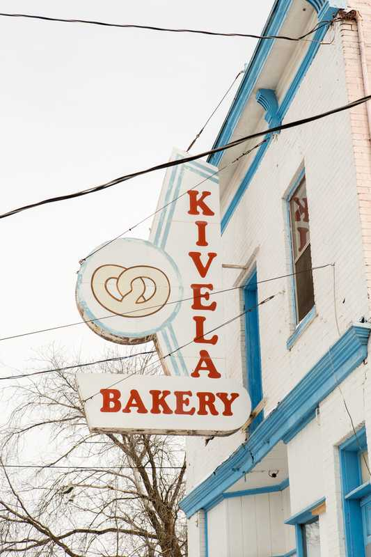 Kivela Finnish bakery