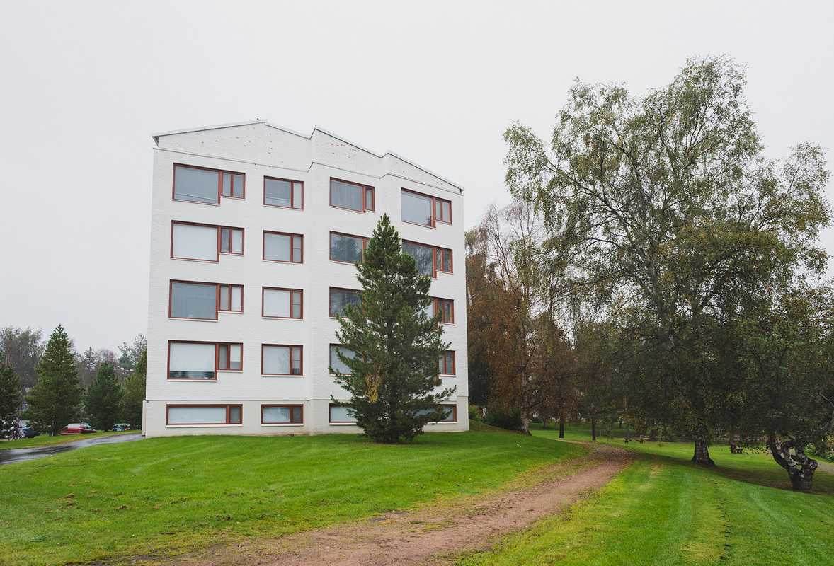 Korkalorinne apartment block