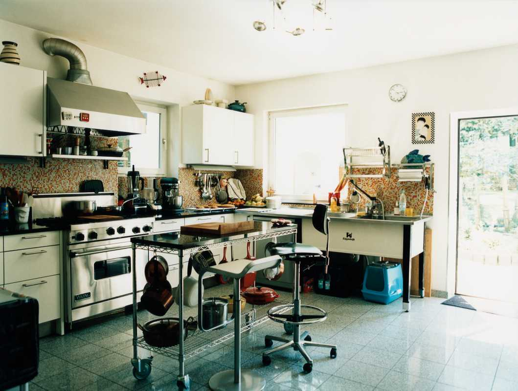 Barcomi Friedman's kitchen