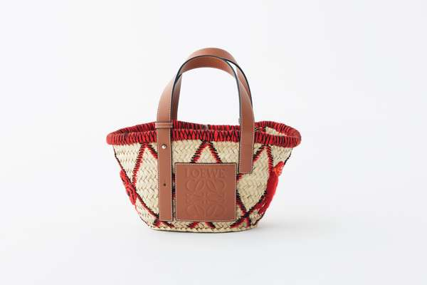Bag by Loewe William de Morgan Capsule Collection
