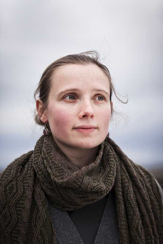 Design engineer Alice Gollner at Inis Meáin