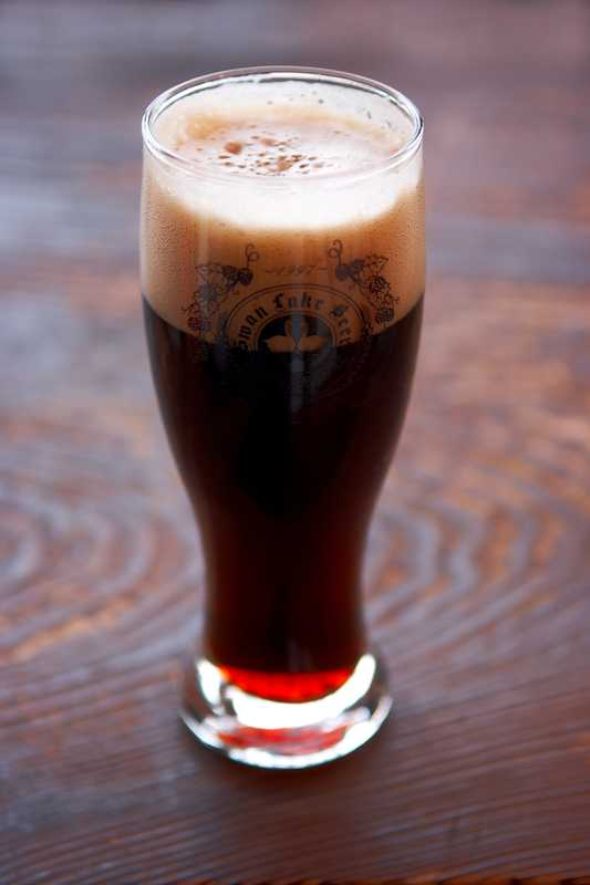The company's award-winning porter