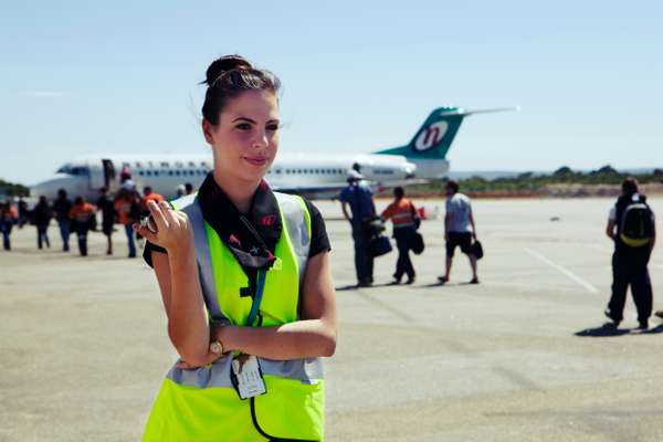 FIFOS board the Network flights to mining camps in the Pilbara region