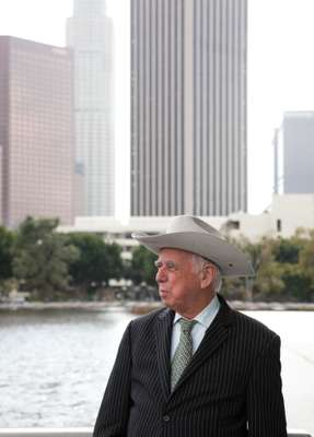 David Freeman, head of the LA Department of Public Works