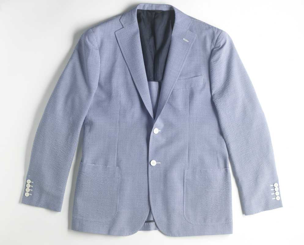 Tonello seersucker jacket