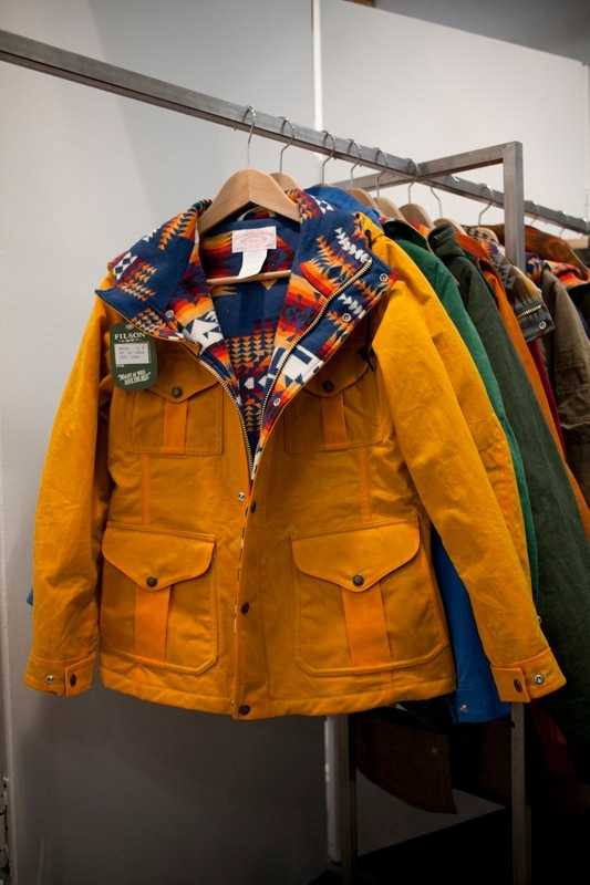 Filson's 1970s hunting-inspired jackets